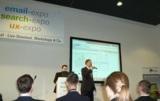 mailingwork überzeugte beim Live-Shootout zur Email-Expo 2012; Quelle: mailingwork