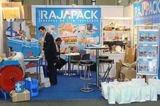 Messestand Firma Rajapack auf der EasyFairs ein voller Erfolg