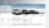 Ausstattungsempfehlung: www.mercedes-benz.de