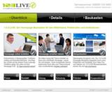 1-2-3-LIVE: Homepage-Baukasten etabliert sich im Markt