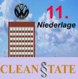 11. Niederlage für VW Konzern