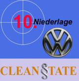 10. Niederlage für Volkswagen