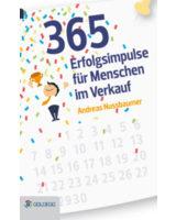 Nussbaumer: Buchcover 365 Erfolgsimpulse für Menschen im Verkauf