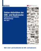 Online-Aktivitäten der SHK- und Baubranche unter der Lupe!