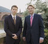 Geschäftsführer Thomas und Michael Geiger
