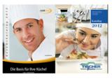 Tischer Gastro: Die Kataloge Gastronomiebedarf Tischer24 und Küchentechnik von Cookmax sind da!