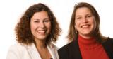 Geschäftsführung postina.net Julia Nati und Yvonne Perdelwitz