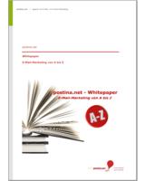 E-Mail Marketing von A bis Z als Whitepaper