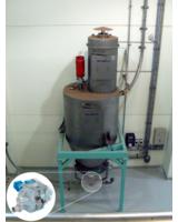 Explosionsschutzsystem von KBE mit Schleuse von Reimelt