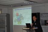 Thomas Federrath beim DataCenterForum 2009 in Köln