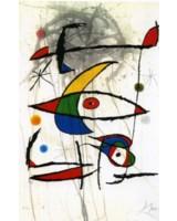 Das Auge des Mondes © Successió Miró / VG Bild – Kunst, Bonn