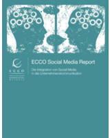 Tipps für den Umgang mit Sozialen Netzen: der ECCO Social Media Report.