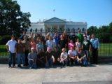 PPP Gruppe 2007/2008 vor dem Weißen Haus
