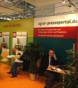 Stand des Verlags Eugen Ulmer auf der Agritechnica 2009 (Foto: Proplanta)