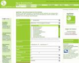 Screenshot des Agrar-Branchenbuches Agrifinder (Bild: Proplanta)
