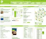 Screenshot der neugestalteten Proplanta-Homepage