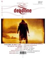 """DEADLINE – das Filmmagazin« Cover Ausgabe 10"