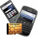Die certgate Smart Card microSD