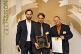 Kulturtours bei der Preisverleihung von Geo Saison in Berlin