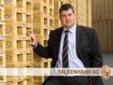 Marcus Falkenhahn - Vorstandsvorsitzender der Falkenhahn AG