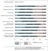 Zusammengefasste der Egebnisse der Akademie-Studie 2008