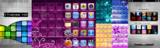 iThemes HD stylt jetzt iPhones, iPods und iPads mit tollen Hintergrundbildern und Icon Designs