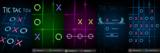 Tic Tac Toe Glow von mobivention mit neuen Features