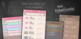 Mein Einkaufszettel für iPhone und iPad