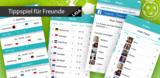 Tippspiel Für Freunde 2014/15 App