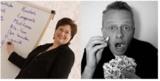 Die Referenten: Sandra Dirks und Michael Krieg