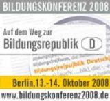 Bildungskonferenz 2008