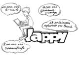 Jappy bei Verweildauer an der Spitze der populärsten deutschen Internetseiten