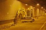 Mietmaschinen von HKL wurden beim Einsatz in den Tunnelröhren des Elbtunnels