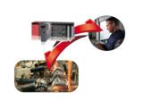Extend 7000 ermöglicht das mobile Bedienen und Beobachten von Maschinen.