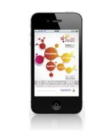 Die interaktive Anwendung von Mobile Event Guide macht den Deutschen Krebskongress mobil.