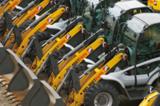 Der umfangreiche HKL MIETPARK bietet eine Vielzahl vom Baumaschinennamhafter Hersteller