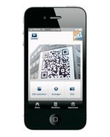 Mit dem integrierten QR-Reader der HKL App werden alle Produktinfos direkt online anzeigt.