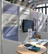 nanotron Technologies im Dialog mit der RTLS- und WSN-Industrie auf der IDTechEx 2012.