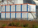 HKL Raumcontainer als funktionale Aufenthalts- und Bürolösung.