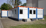 HKL Raumeinheiten sind Interims-Werkstatt der WfB in Herne.