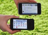 Das mobile Portal ist für alle Smartphones geeignet; für iPhones wurde es optimiert.
