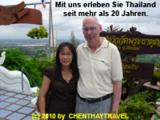 Mit CHENTHAYTRAVEL Thailand (neu) entdecken.