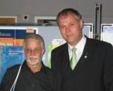 li. Dipl.-Physiker Winfried Sturm, Gerhard R. Daiger