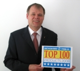 Geschäftsführer Gerhard R. Daiger
