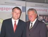 Gerhard R. Daiger Wirtschaftsminister Pfister