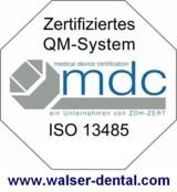Logo mdc mit HP-Adresse Walser Dental