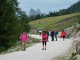 Das Hochplateau Plätzwiese liegt im Naturpark Fanes-Sennes-Prags