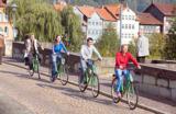 Märchenhaftes Radwandern an der Weser