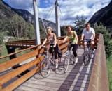 Immer dem Lauf des Flusses folgend: Radwandern auf dem Drauradweg