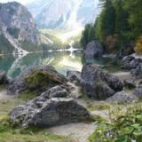 Juwel der Dolomiten - Pragser Wildsee - Smaragd oder Türkies